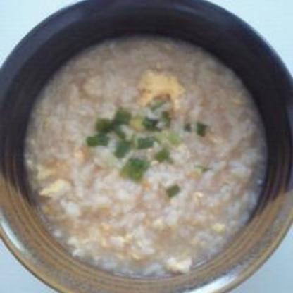 お腹が痛かったので凄く柔らかくして作りました☆ お腹に優しいレシピをありがとうございました! 美味しかったです♪