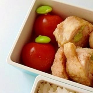 リンゴみたいなプチトマト♪