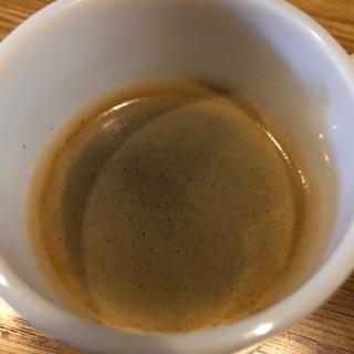 焦がしバター蜂蜜コーヒー