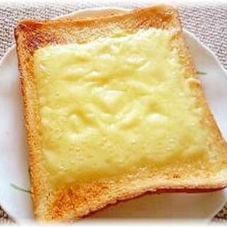 ♪端まで美味しい!絶品チーズマヨネーズトースト♪