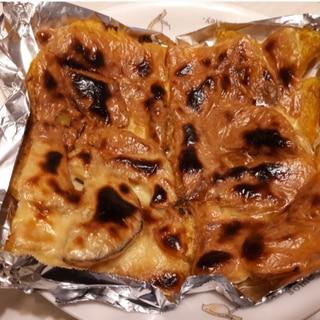 かぼちゃのチーズオーブン焼き