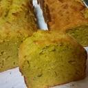 カボチャパウンドケーキ