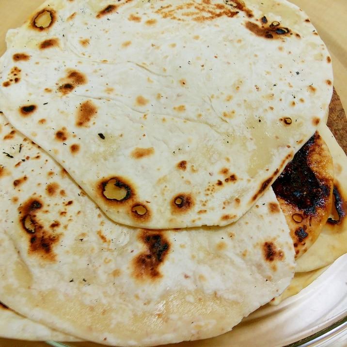 レシピ チャパティ 業務スーパーのチャパティは薄くても満足感大!美味しい食べ方アレンジ
