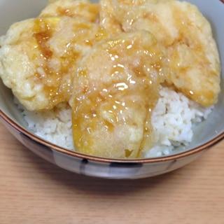 サツマイモの天丼(*^^*)★