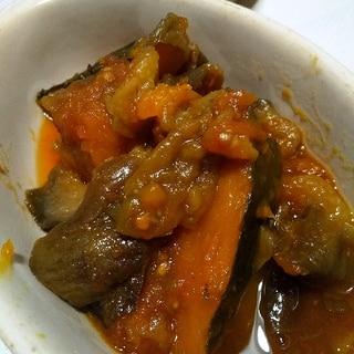 甘辛煮★かぼちゃの和風ラタトゥイユ