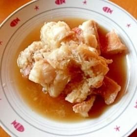 赤魚のおろし煮