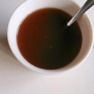 小豆茶~水筒で1晩~