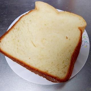HBで作る、オリゴ糖入りブリオッシュ食パン