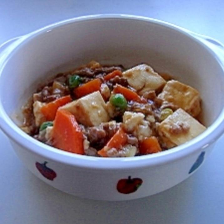 1才からの麻婆豆腐