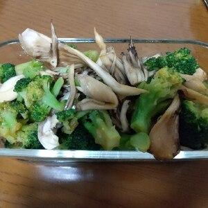 免疫力を上げたい時の常備菜!きのこのガーリック炒め