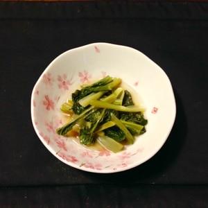 簡単おいしい!☆小松菜のナムル☆