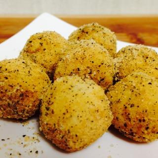 【糖質制限の主食に】低糖質な大豆粉で団子☆ニョッキ