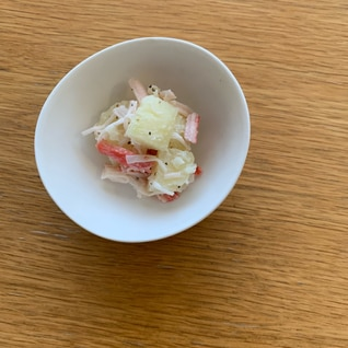 カニカマポテトサラダ