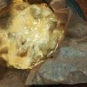 オーブンでキッシュ風レタスチーズオムレツ