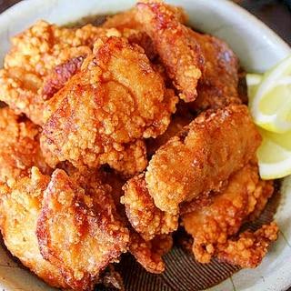 辛いザンギ*鶏の唐揚げ