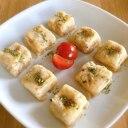 リメイクレシピ☆ポテサラのサイコロ焼き