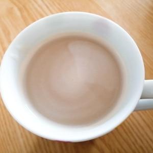 練乳入りカフェオレ