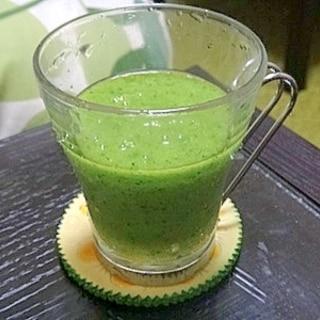 朝ごはん代わりに♪5分でできる野菜ジュース