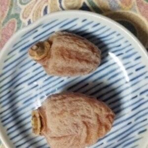自家製★手作り★甘〜い♡干し柿