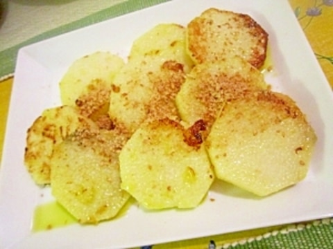 長芋の美容焼き