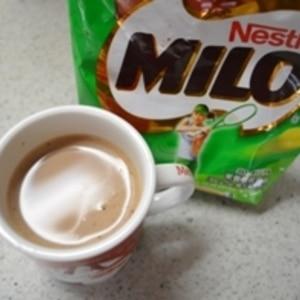牛乳なしでも♪美味しいミロの飲み方