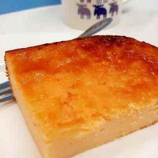 HM(^^)ヨーグルトと豆腐の簡単チーズケーキ風♪