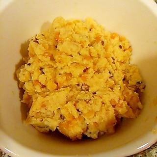 レンズ豆のトムヤムおから煮