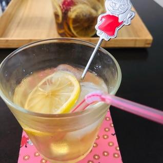 レモネードに♪すぐにできるレモンシロップ