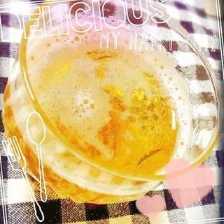 ☆りんごの炭酸ジュース☆