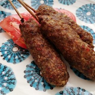 トルコ料理★シミットケバブ
