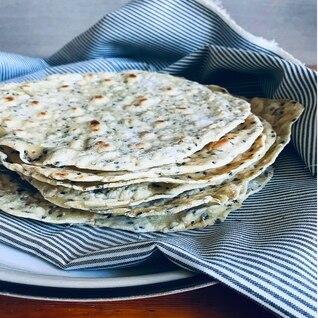 Sesame chapati