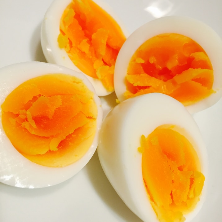 【超簡単】ゆで卵の作り方