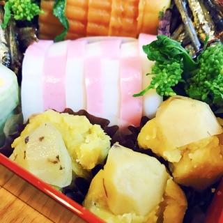 ★お正月☆簡単おせち料理☆安納芋の栗きんとん