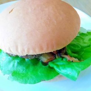 キムチハンバーガー
