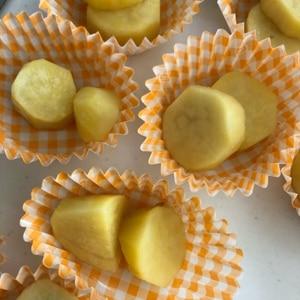 ♪♪甘ずっぱくて美味しい★さつまいものレモン煮♪♪