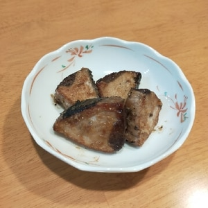 【栄養士おすすめ】鉄分たっぷり!カツオの照り焼き