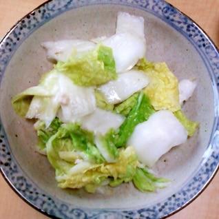 .:♪*:・時短 お手軽 白菜の漬物.:♪*