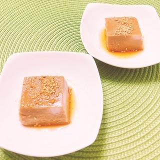 甘いꕤ胡麻豆腐✧˖°