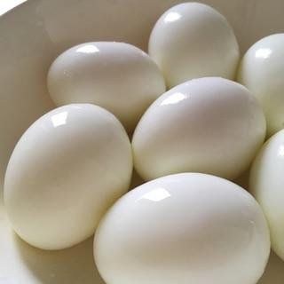 つるんと剥けやすいゆで卵の茹で方 半熟〜固茹でまで