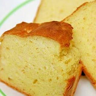ホットケーキミックスでふんわりもちもち・豆腐ケーキ