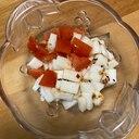 トマトと長芋の薬味ごまサラダ