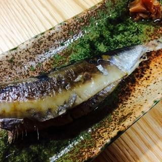 【ガサツ料理】あっさり美味しい鰯の梅煮(塩味)