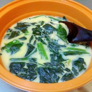 ファスティング/出汁たっぷりレンジ茶碗蒸◆回復食⑤