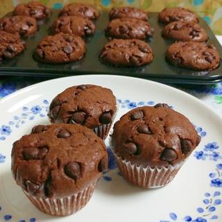 簡単!卵なしのチョコレートケーキ