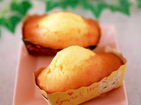 ホットケーキミックスで作る☆お手軽&簡単マドレーヌ