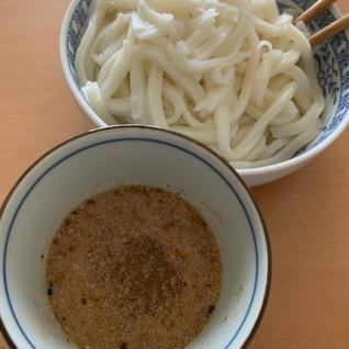 ごま味噌だれ☆うどんつけ麺風
