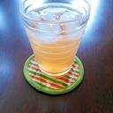 てんさい糖でジンジャーシロップ