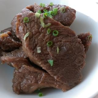 シカ肉のしぐれ煮