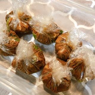簡単に美味しいお味噌汁❣️味噌玉