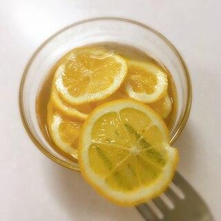 レモンの蜂蜜漬け♪